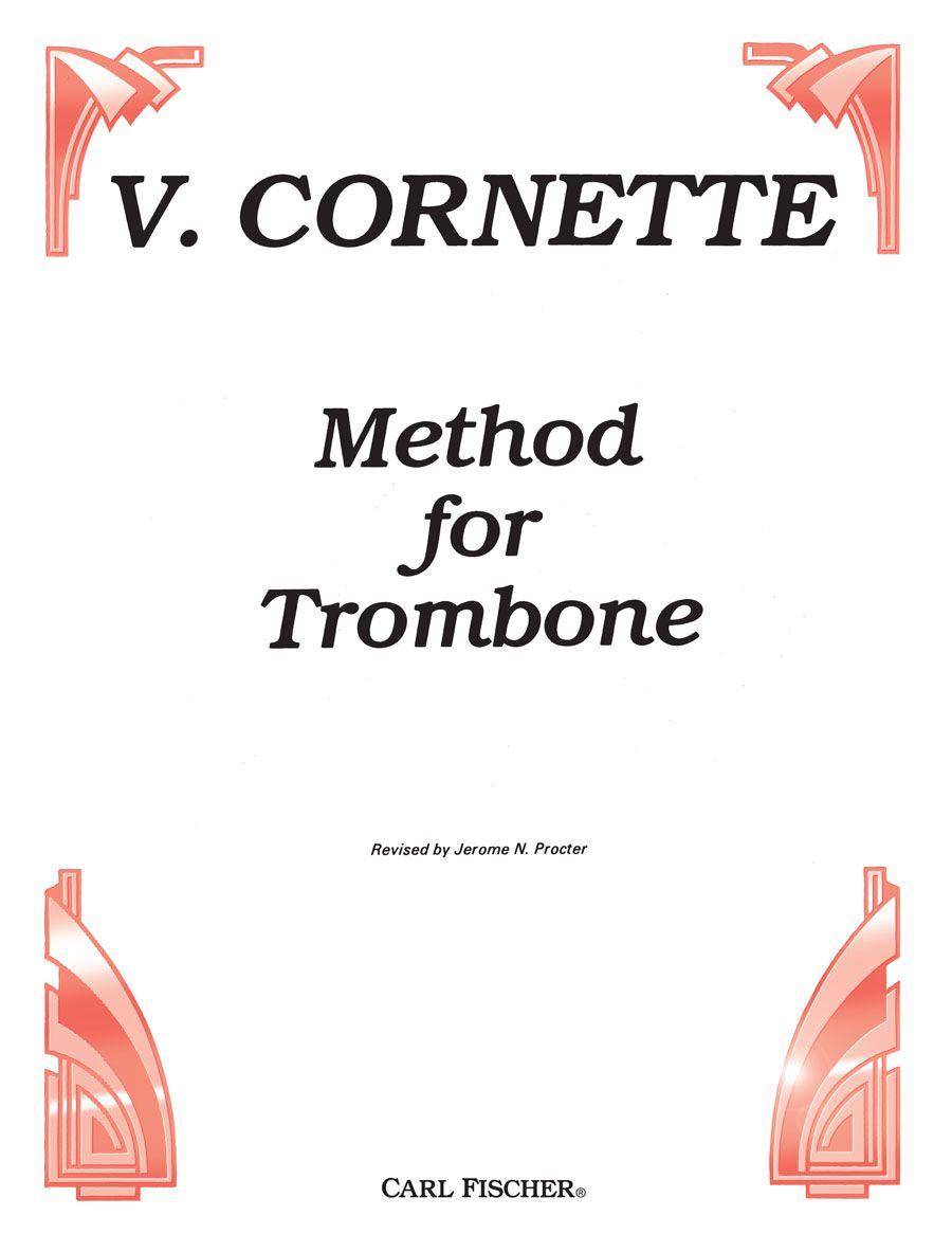 V. Cornette: Method for Trombone