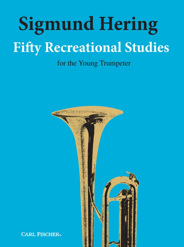 Hering: Fifty Recreational Studies for Trumpet
